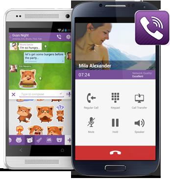 Viber Messenger Free