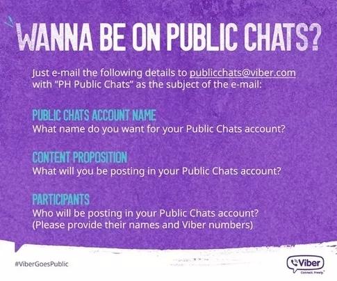 Public-Chats