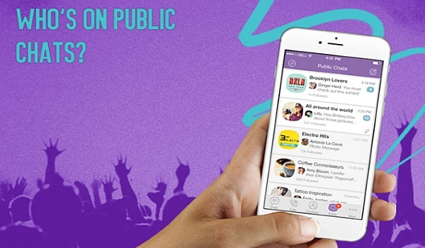 Tips to Using the Viber Public Chats for a More Astonishing Chat Experience