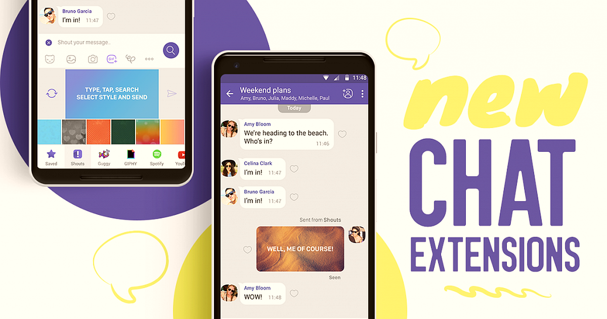 What Are The Recent Updates In Viber 2