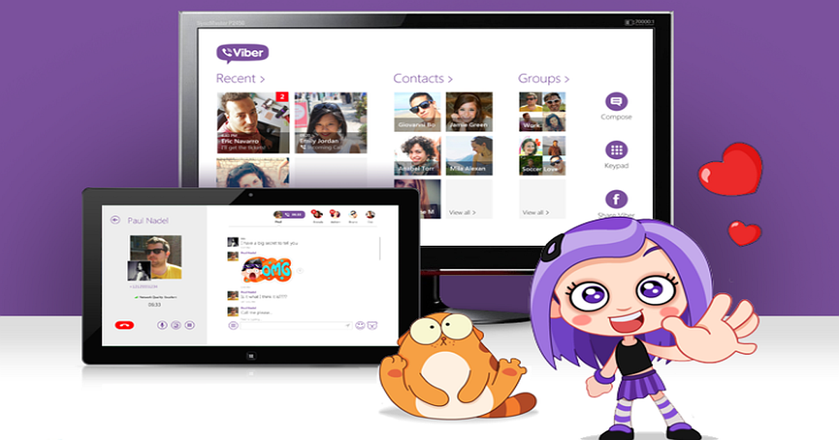 Viber Messaging is getting twice as fast as before